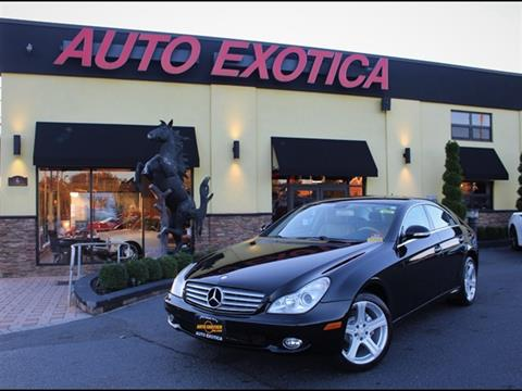 Lovely 2007 Mercedes Benz CLS For Sale In Red Bank, NJ