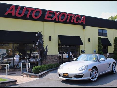 2011 Porsche Boxster for sale in Red Bank, NJ