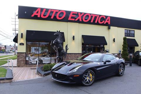 2017 Ferrari California T for sale in Red Bank, NJ