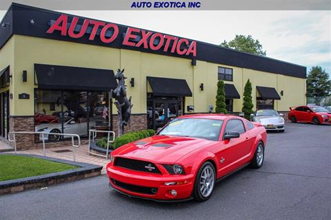 2008 Ford Shelby GT500 for sale in Red Bank, NJ