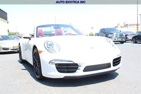 2012 Porsche 911 for sale in Red Bank, NJ