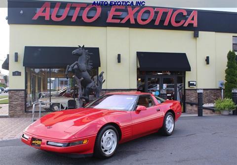 1991 Chevrolet Corvette for sale in Red Bank, NJ
