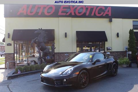 2015 Porsche Cayman for sale in Red Bank, NJ