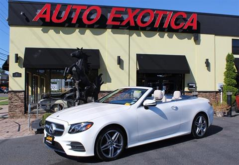 2018 Mercedes-Benz E-Class for sale in Red Bank, NJ