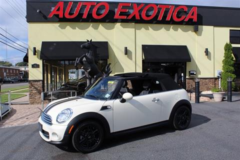 2015 MINI Convertible for sale in Red Bank, NJ