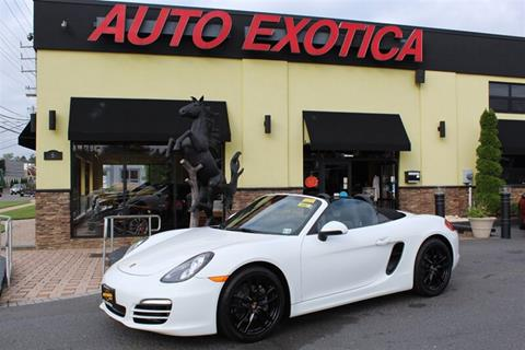 2013 Porsche Boxster for sale in Red Bank, NJ