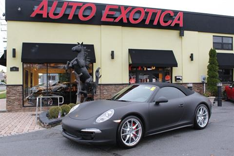 2013 Porsche 911 for sale in Red Bank, NJ