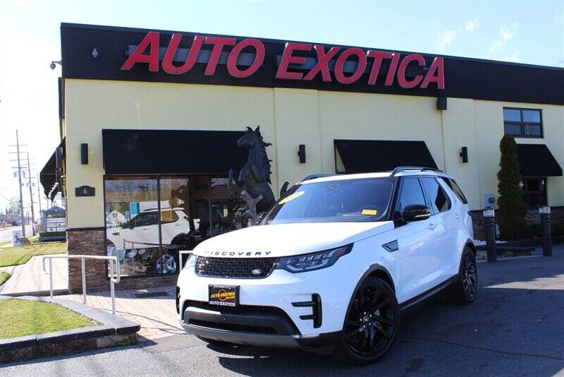 2018 Land Rover Discovery for sale at Auto Exotica in Red Bank NJ