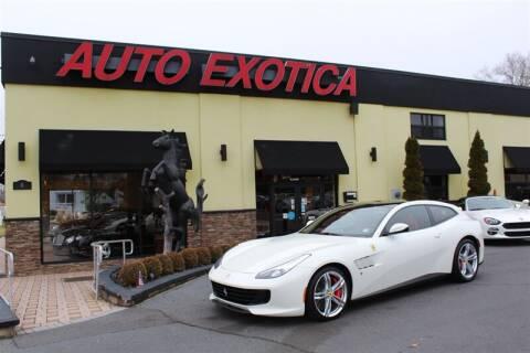 2017 Ferrari GTC4Lusso for sale at Auto Exotica in Red Bank NJ