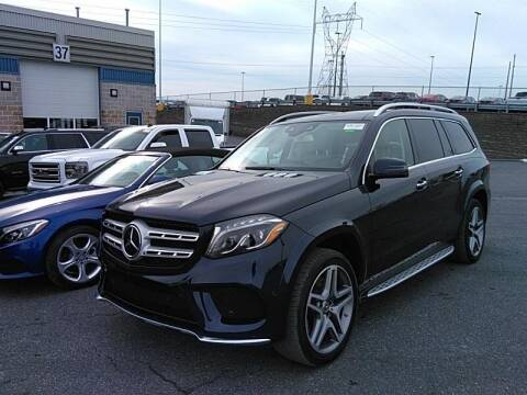 2019 Mercedes-Benz GLS GLS 550 for sale at Auto Exotica in Red Bank NJ