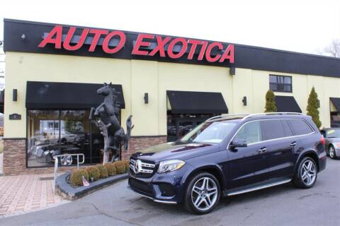 2019 Mercedes-Benz GLS for sale at Auto Exotica in Red Bank NJ