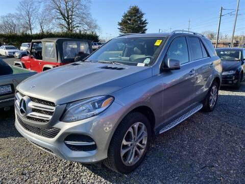 2016 Mercedes-Benz GLE GLE 350 4MATIC for sale at Auto Exotica in Red Bank NJ