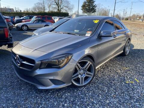 2014 Mercedes-Benz CLA CLA 250 for sale at Auto Exotica in Red Bank NJ