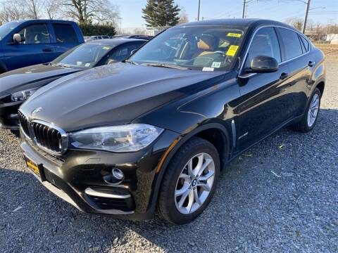 2015 BMW X6 xDrive35i for sale at Auto Exotica in Red Bank NJ