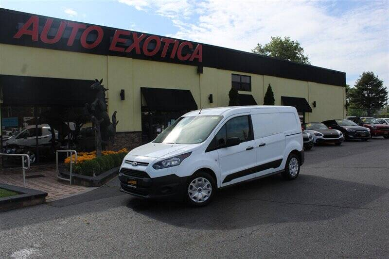 2015 Ford Transit Connect Cargo for sale at Auto Exotica in Red Bank NJ
