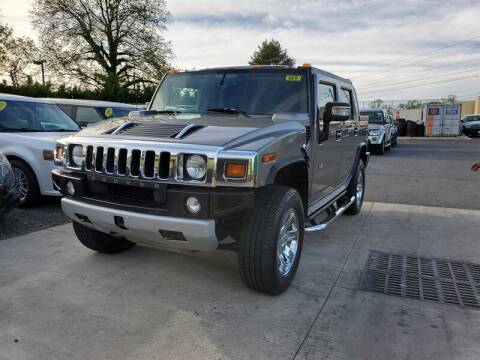2009 HUMMER H2 SUT for sale at Auto Exotica in Red Bank NJ