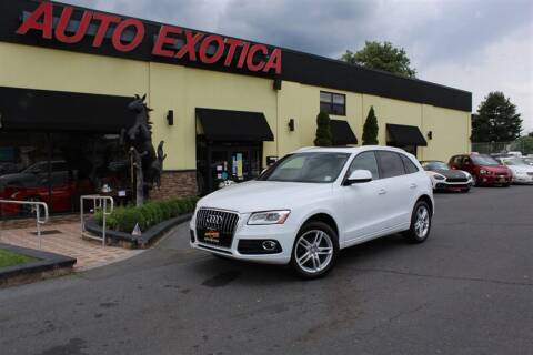 2017 Audi Q5 for sale at Auto Exotica in Red Bank NJ