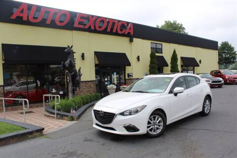 2014 Mazda MAZDA3 for sale at Auto Exotica in Red Bank NJ