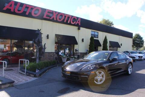 2017 Porsche Panamera for sale at Auto Exotica in Red Bank NJ