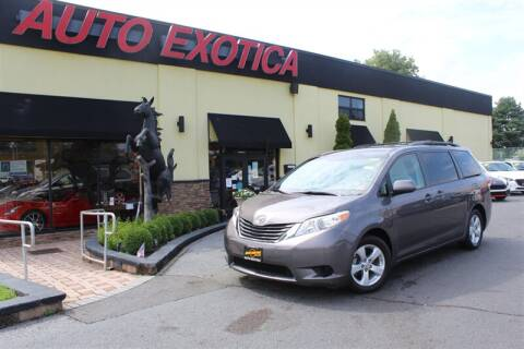 2011 Toyota Sienna for sale at Auto Exotica in Red Bank NJ