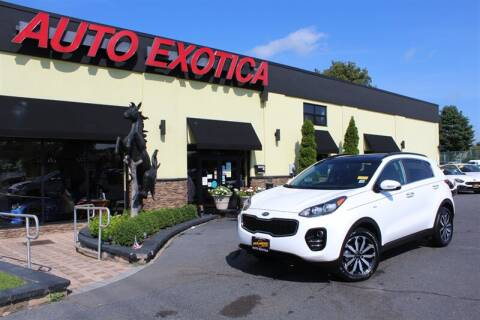 2018 Kia Sportage for sale at Auto Exotica in Red Bank NJ