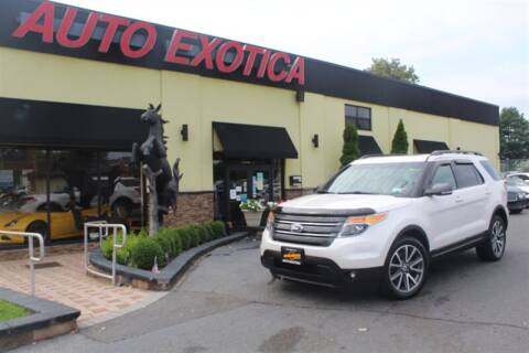 2015 Ford Explorer for sale at Auto Exotica in Red Bank NJ