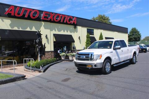 2011 Ford F-150 for sale at Auto Exotica in Red Bank NJ