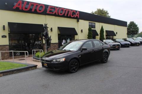2008 Mitsubishi Lancer for sale at Auto Exotica in Red Bank NJ
