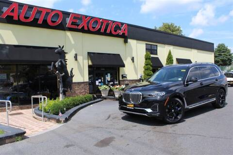2020 BMW X7 for sale at Auto Exotica in Red Bank NJ
