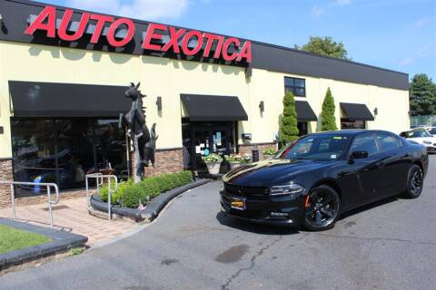 2018 Dodge Charger for sale at Auto Exotica in Red Bank NJ