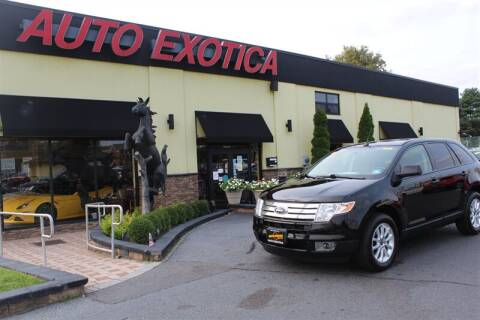 2009 Ford Edge for sale at Auto Exotica in Red Bank NJ