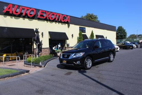 2013 Nissan Pathfinder for sale at Auto Exotica in Red Bank NJ