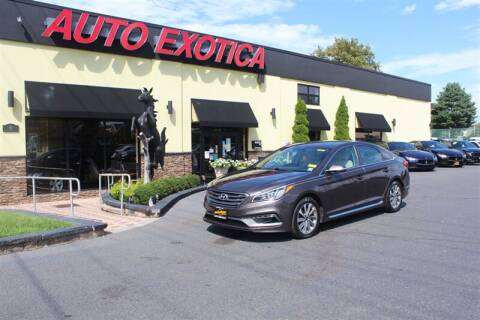 2017 Hyundai Sonata for sale at Auto Exotica in Red Bank NJ