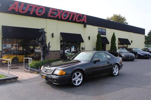 1991 Mercedes-Benz 500-Class for sale at Auto Exotica in Red Bank NJ
