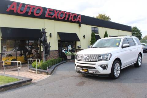 2018 Ford Expedition for sale at Auto Exotica in Red Bank NJ