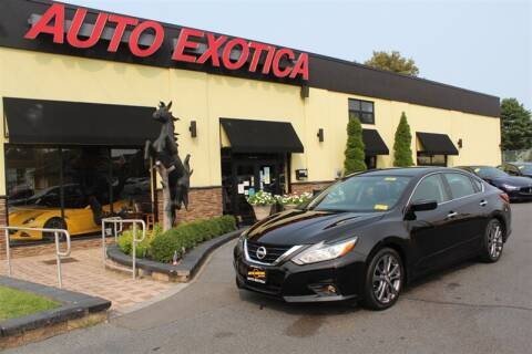 2018 Nissan Altima for sale at Auto Exotica in Red Bank NJ