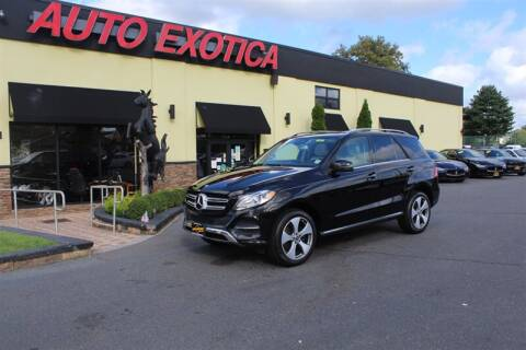 2017 Mercedes-Benz GLE for sale at Auto Exotica in Red Bank NJ