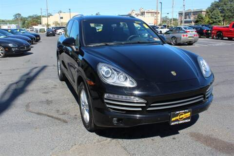 2011 Porsche Cayenne for sale at Auto Exotica in Red Bank NJ
