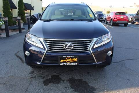 2014 Lexus RX 350 for sale at Auto Exotica in Red Bank NJ