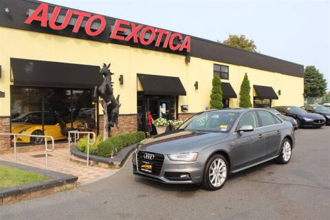 2014 Audi A4 for sale at Auto Exotica in Red Bank NJ