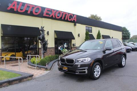 2015 BMW X5 for sale at Auto Exotica in Red Bank NJ