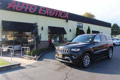 2015 Jeep Grand Cherokee for sale at Auto Exotica in Red Bank NJ