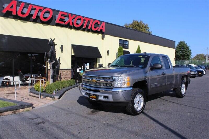 2012 Chevrolet Silverado 1500 for sale at Auto Exotica in Red Bank NJ