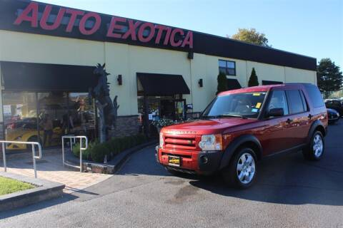 2006 Land Rover LR3 for sale at Auto Exotica in Red Bank NJ