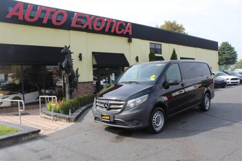 2016 Mercedes-Benz Metris for sale at Auto Exotica in Red Bank NJ