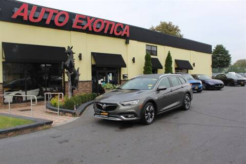 2018 Buick Regal TourX for sale at Auto Exotica in Red Bank NJ