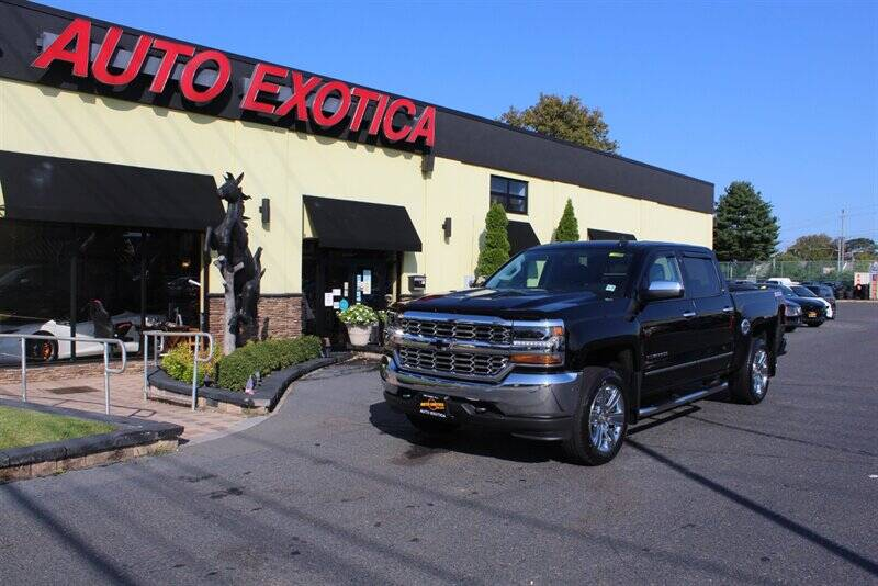 2016 Chevrolet Silverado 1500 for sale at Auto Exotica in Red Bank NJ