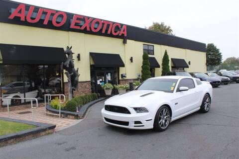 2014 Ford Mustang for sale at Auto Exotica in Red Bank NJ