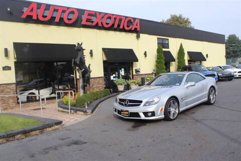 2011 Mercedes-Benz SL-Class for sale at Auto Exotica in Red Bank NJ