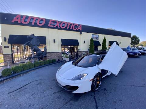 2013 McLaren MP4-12C Spider for sale at Auto Exotica in Red Bank NJ
